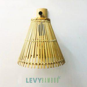 Đèn mây tre trang trí - DMT202 – Bamboo Lighting