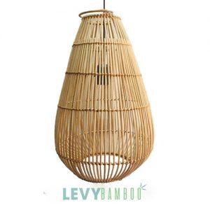 Đèn nan tre dành riêng cho nhà hàng xưa – DMT013 – Bamboo & Rattan Lighting
