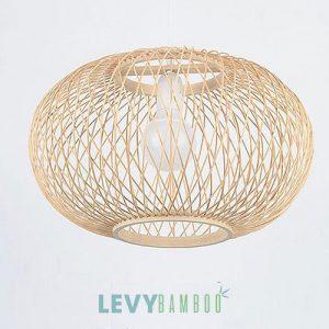 Hiện nay đèn mây tre được dùng rộng rãi trong các gia đình Việt, đặc biệt là ở các cơ sở kinh doanh như nhà hàng, quán cafe, khách sạn, homestay. Đèn được thiết kế cho nhiều phong cách trang trí khác nhau từ mộc mạc, cổ xưa cho đến hiện đại, sang trọng. Tất cả đều có mặt tại Levybamboo Xưởng sản xuất đèn mây tre đan xuất khẩu - Lê Vy Bamboo Các mẫu đèn mây tre tương tự có thể bạn sẽ thích Lê Vy Bamboo nhận làm nhiều mẫu đèn thả bằng mây tre đan lắm. Nếu bạn không bán được mẫu này thì có thể xem thêm các mẫu khác tương tự nhé Đèn tăm tre gắn tường – DMT203 – Bamboo Lighting Đèn nan tre gắn tường – DMT204 – Bamboo Lighting Đèn tăm tre trang trí – DMT205 – Bamboo Lighting Đèn mây tre thả trần – DMT206 – Bamboo Lighting Hướng dẫn đặt hàng Hãy lưu lại mã số DMT207 và gửi các mã sản phẩm khác mà bạn muốn đặt cùng cho chúng tôi qua - Hotline: (Zalo) 0975 269 432 - Chát với nhân viên hỗ trợ ở khung chát tawk.to ở góc phải bên dưới màn hình. - Gửi email cho Lê Vy Bamboo - levybamboo@gmail.com Phương thước thanh toán & vận chuyển Xưởng Lê Vy sẽ giao hàng cho bạn khi đã nhận được 100% gía trị đơn hàng. Và chúng tôi không có ngoại lệ khác. Xưởng chúng tôi đã làm như vậy với tất cả các shop ở TPHCM, ở Đà Nẵng và Hà Nội các cửa hàng mây tre. Lê Vy sẽ đóng bao và chuyển đến đơn vị vận chuyển mà chúng ta đã thoải thuận trước. Ngoài ra chi phi vận chuyển shop sẽ phải chi trả. Thời gian giao hàng đèn mây tre Đối với mã đèn này chúng tôi thường có sẵn. Và tuỳ vào số lượng bạn đặt hàng mà chúng tôi sẽ báo thời gian giao cụ thể khi đặt đơn.