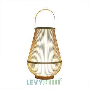 Đèn tăm tre để bàn trang trí – DMT212 – Bamboo Lighting