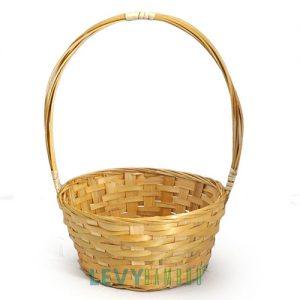 Giỏ đựng hoa quả trái cây bằng tre - GK001 - Basket bamboo